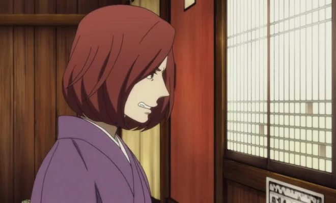 Shouwa Genroku Rakugo Shinjuu: Sukeroku Futatabi-hen Ep. 4 is now available in OS.