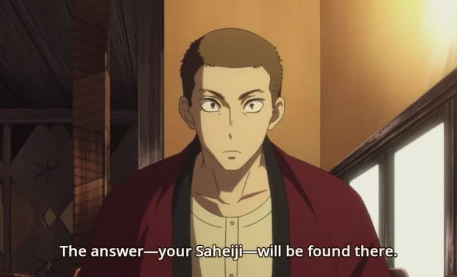 Shouwa Genroku Rakugo Shinjuu: Sukeroku Futatabi-hen Ep. 5 is now available in OS.