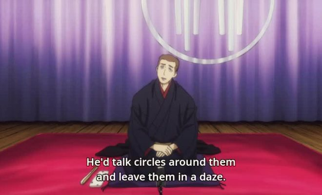 Shouwa Genroku Rakugo Shinjuu: Sukeroku Futatabi-hen Ep. 6 is now available in OS.
