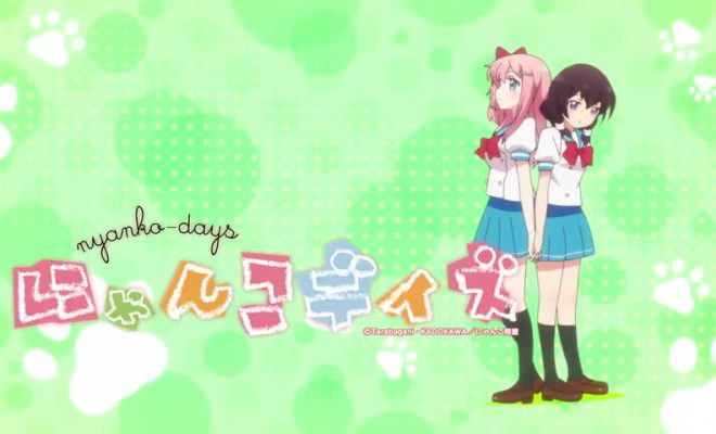 Nyanko Days Ep. 6 is now available in OS.