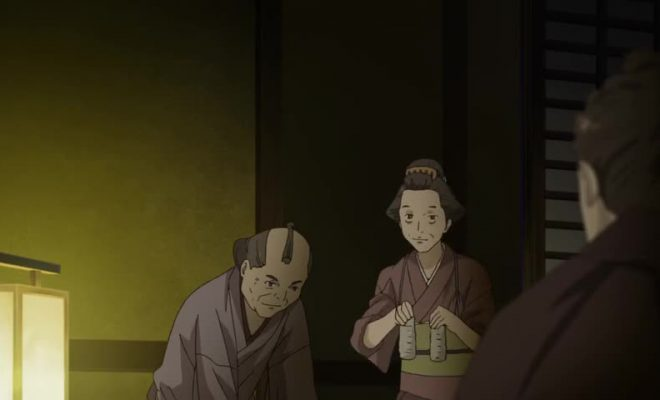 Onihei Ep. 3 is now available in OS.