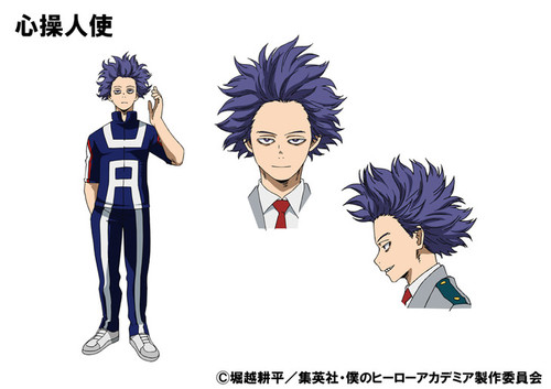 My Hero Academia Anime Reveals New Character Design For Class 1-C Member