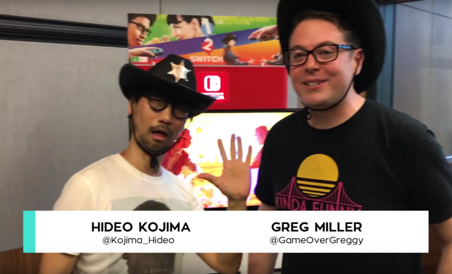 "Hideo Kojima Praises Nintendo Switch ""Its Like Transfarring"""