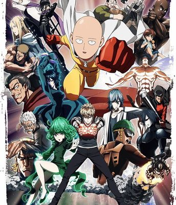 Viz Media Releases 6 One-Punch Man OVAs with Blu-ray Disc Release