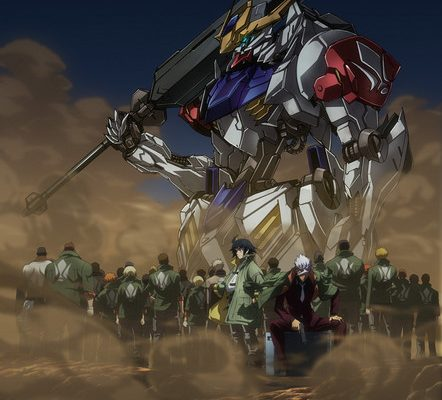 Crunchyroll Streams Gundam: Iron-Blooded Orphans With English Dub