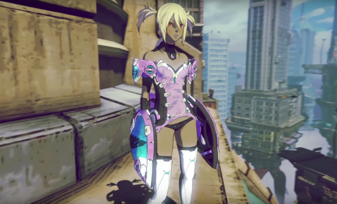 Phantasy Star Online 2 Invades Gravity Rush 2