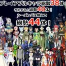 Accel World VS Sword Art Online Game's 4th Promo Video, 2nd TV Ad Streamed