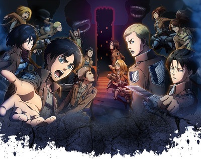 Attack on Titan 3DS Escape Game's Trailer Shows Character Bonds