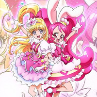 """Baton Passing"" Video from Cure Miracle to ""KiraKira PreCure"" Cure Whip Posted"