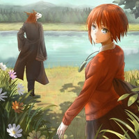 "Check Official Countdown Illustrations for  ""The Ancient Magus' Bride"" 2nd Part Release"
