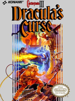 Netflix Lists Castlevania Series for This Year