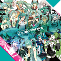 """Vocalohistory"" Album Celebrates 10 Years of Hatsune Miku"