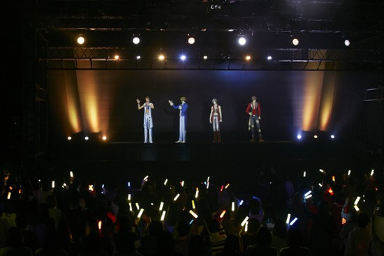 Augmented Reality Idol Unit Holds Debut Concerts This Week