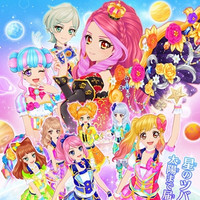 """Aikatsu Stars!"" TV Anime 2nd Season ""Hoshi no Tsubasa"" Confirmed to Premiere in April"