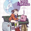 Little Witch Academia TV Anime's BD/DVD Releases Have English Subtitles