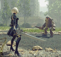 """NieR: Automata"" Gets A New Trailer"