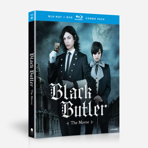 Funimation Licenses Live-Action Black Butler Film for May Release