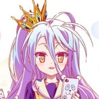 "Shiro Goes Turbo in ""No Game No Life"" x ""Uchihime"" Crossover"