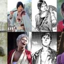 Live-Action Blade of the Immortal Film Cast Compared to Manga in Photos