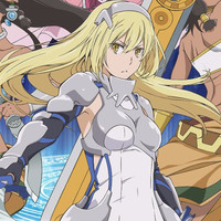 "Ladies Of ""Is It Wrong to Try to Pick Up Girls in a Dungeon? - Sword Oratoria"" Draw Weapons For Anime Visual"