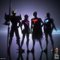 "Tatsunoko's 55th Anniversary TV Anime Project ""Infini-T Force"" Confirmed to Premiere in October 2017"