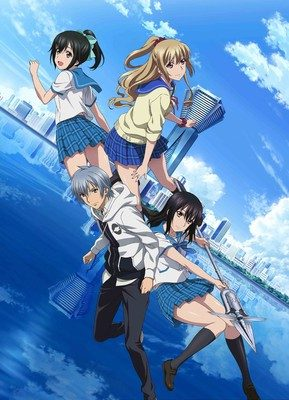 Strike the Blood II's Final Volume Delayed by 1 Month to May 24