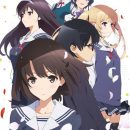 Saekano: How to Raise a Boring Girlfriend Flat Anime Reveals New Key Visual
