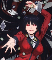 "Initial Cast Members Confirmed for ""Kakegurui"" TV Anime"