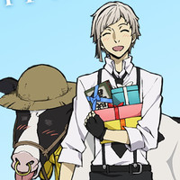 """Guys Of """"Bungo Stray Dogs"""" Come Bearing Gifts For White Day"""