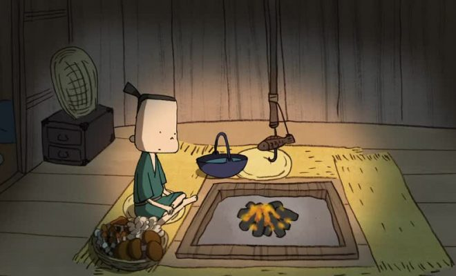 Folktales from Japan Ep. 252 is now available in OS.