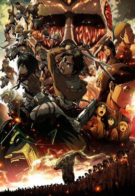 Funimation to Screen Attack on Titan Compilation Films in U.S. Theaters in March