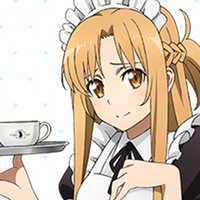 "Cure Maid Café Teases Upcoming ""Sword Art Online"" Crossover"