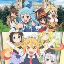 Research: NTT Docomo Announces Rankings for Winter 2017 TV Anime