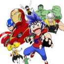 """Marvel Future Avengers"" Assemble for New TV Anime & Manga"