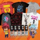 Anime Boston: Get All Your Anime Merch at the Crunchyroll Booth Store!