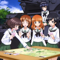 "First Part Of ""Girls und Panzer Finale"" Anime Film Series Dated"