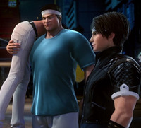 """""""The King of Fighters: Destiny"""" CG-Animated Series Coming to China"""