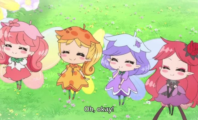 Rilu Rilu Fairilu: Yousei no Door Ep. 37 is now available in OS.