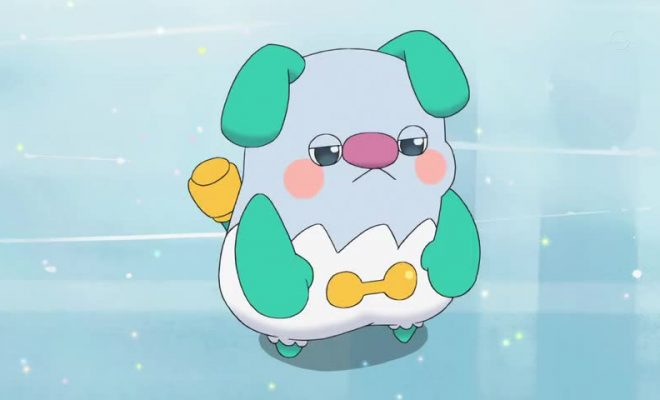 Kamisama Minarai: Himitsu no Cocotama Ep. 61 is now available in OS.