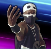"Usain Bolt Reps Team Skull in ""Pokémon Sun/Moon"" Commercials"