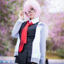 Casual Shielder Cosplay Sports Marvelous Megane