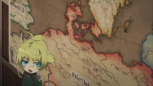 Youjo Senki Ep. 7 is now available in OS.