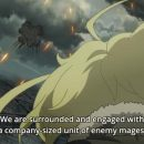Youjo Senki Ep. 9 is now available in OS.