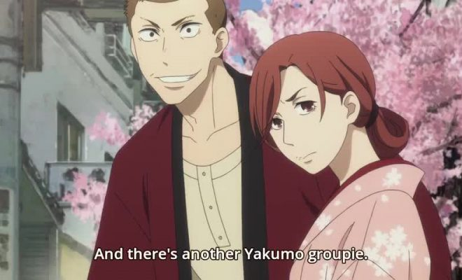 Shouwa Genroku Rakugo Shinjuu: Sukeroku Futatabi-hen Ep. 10 is now available in OS.