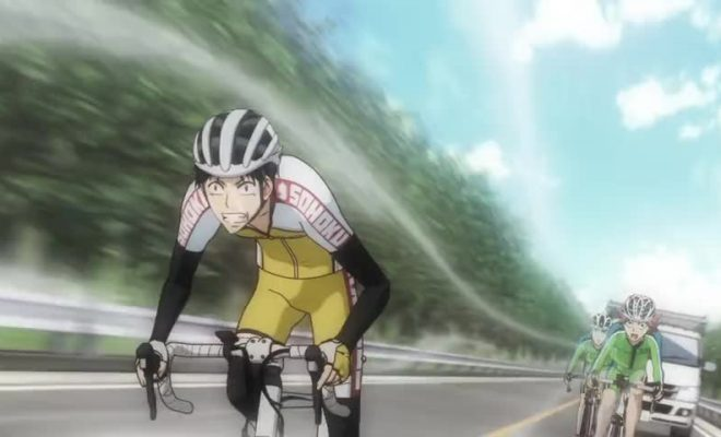 Yowamushi Pedal: New Generation Ep. 10 is now available in OS.