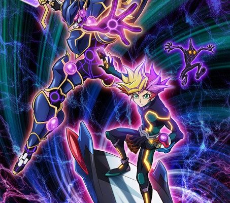Yu-Gi-Oh! VRAINS TV Anime Premieres in May in New Time Slot