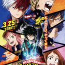 France's Kaze Lists My Hero Academia Season 2 With Runtime Equal to Half Year