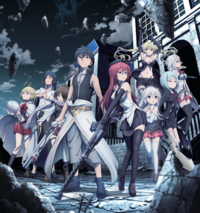 "Crunchyroll to Stream the ""TRINITY SEVEN ETERNITY LIBRARY & ALCHEMIC GIRL"" Anime Movie!"