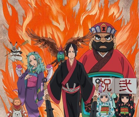 Hozuki's Coolheadedness TV Anime Gets 2nd Season in October
