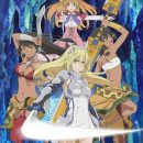 Is It Wrong to Try to Pick Up Girls in a Dungeon? Sword Oratoria Anime Gets 12 Episodes